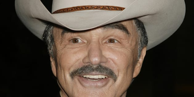 Burt Reynolds: virilidad de celuloide.