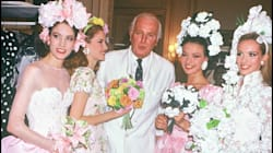 These Photos Take A Look Back At Hubert de Givenchy's Stunning