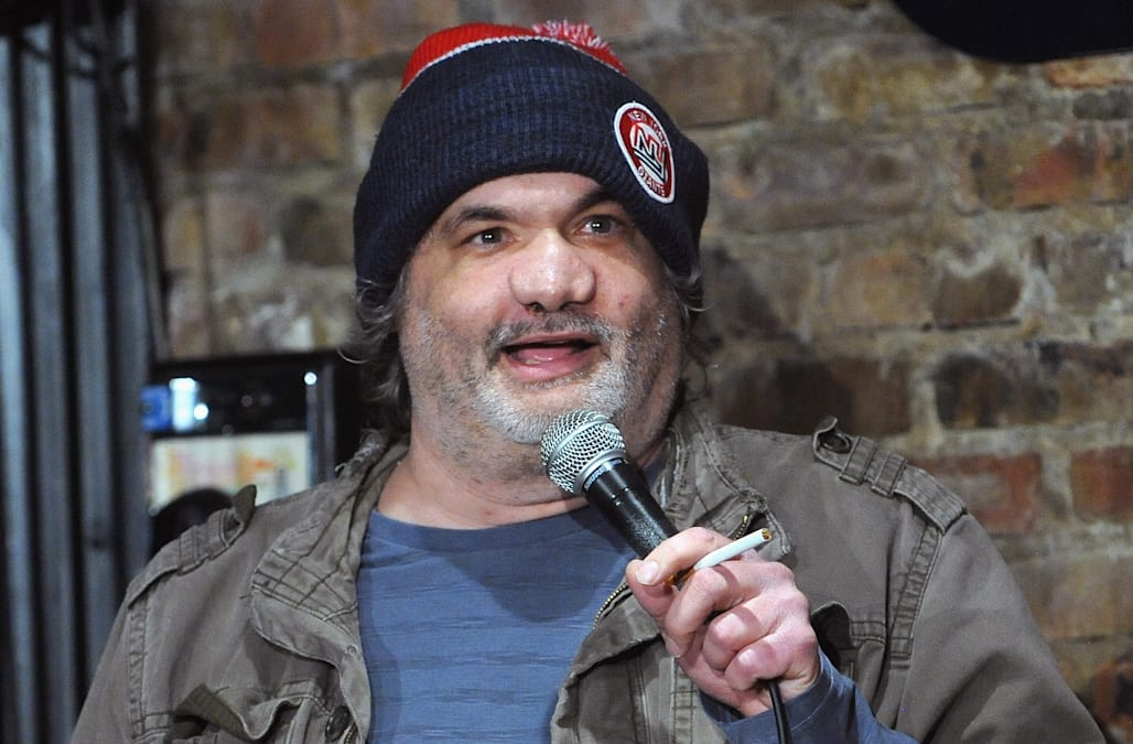 Artie Lange arrested in New Jersey for drug court probation violation - AOL
