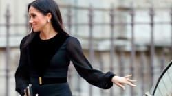 Meghan Markle prouve encore que tout lui va, comme cette petite robe