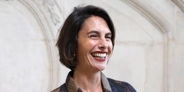 Alessandra Sublet le 22 janvier 2018.