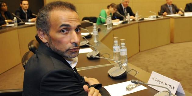 """Tariq Ramadan a donné 27.000 euros à une femme qui l'accusait d'une relation """"destructrice"""""""