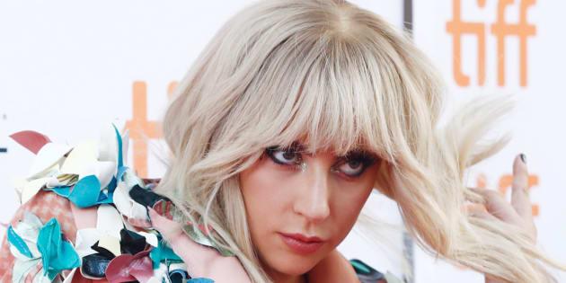 Lady Gaga à Toronto le 8 septembre 2017.