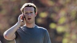 Facebook a supprimé en douce des messages privés envoyés par Mark