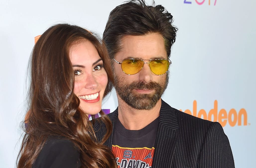 3a858d5c961 John Stamos announces engagement to girlfriend Caitlin McHugh: 'She said  yes!'