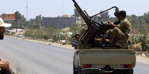 Libia, generale Haftar accusa Roma: protegge i capi delle milizie di Tripoli