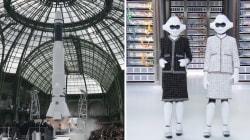 Les plus beaux décors pensés par Lagerfeld au Grand