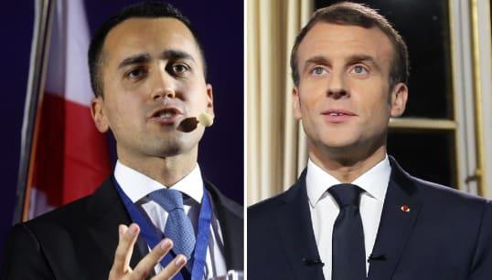 SEROTONINA DA LEADER - Di Maio ai francesi: