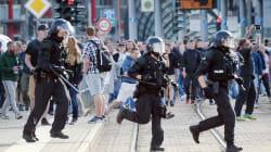 En Allemagne, des militants d'extrême droite manifestent après avoir mené une