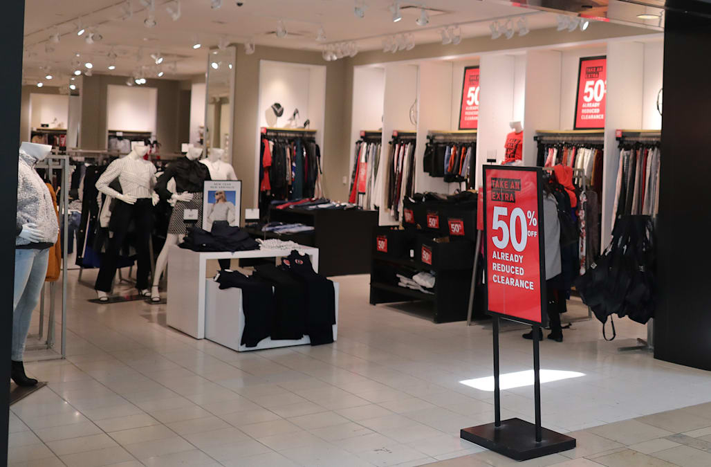 American fashion retailer Express is closing 31 stores across the country by the end of the month