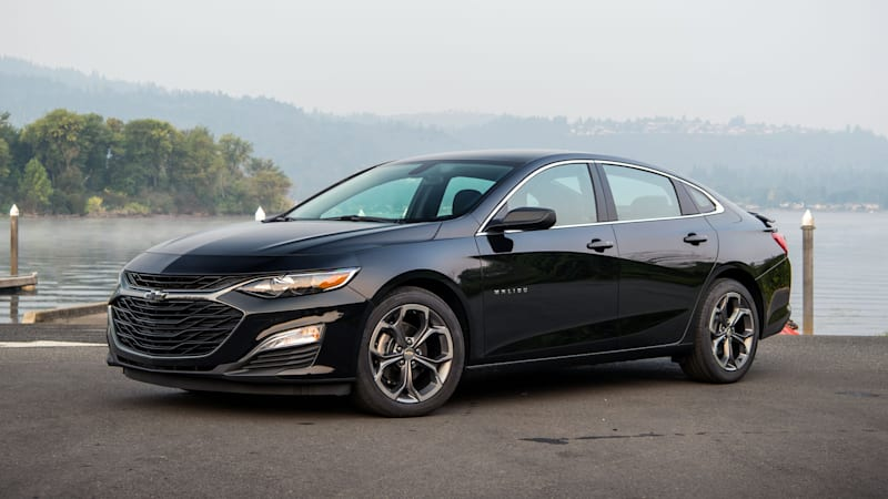 2019 Chevrolet Malibu RS First Drive Review