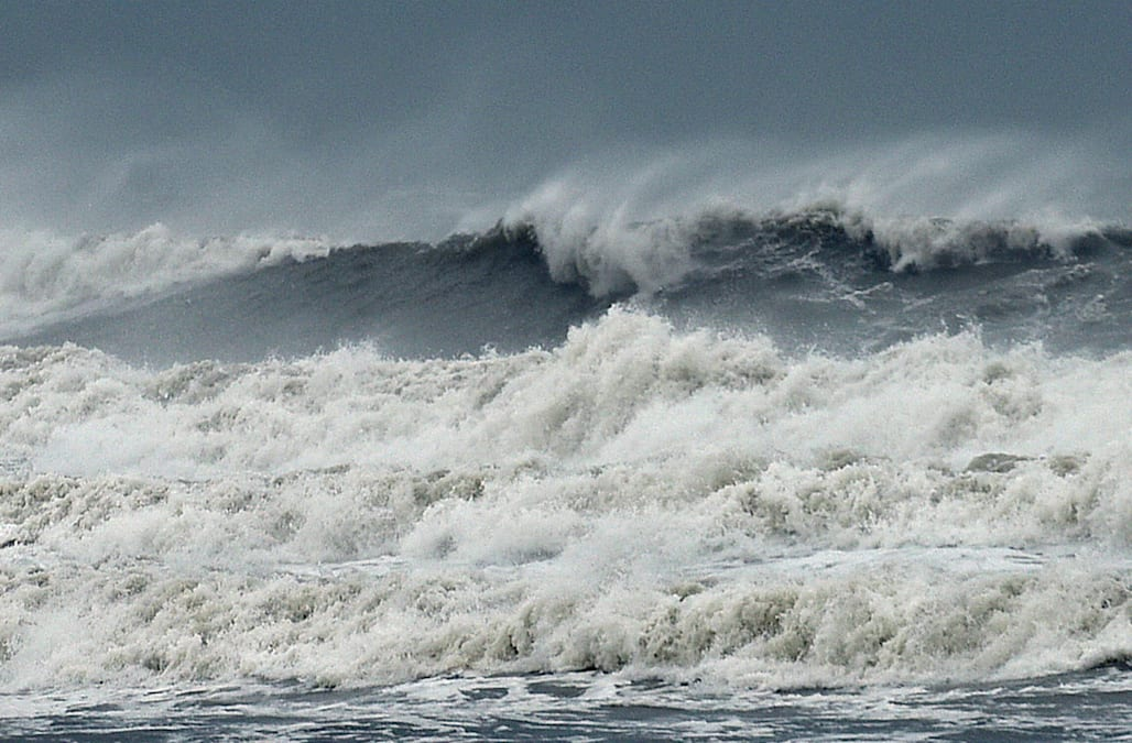Fisherman had to watch wife drown during Hurricane Dorian as