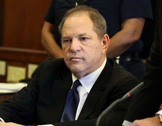 Actress can sue Weinstein for sex trafficking