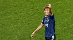 乾貴士、スペイン紙が選ぶワールドカップベスト11候補にノミネート 日本代表で唯一