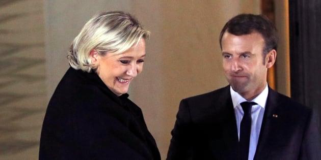 Emmanuel Macron poursuit le grand débat en banlieue
