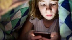 Passer trop de temps devant les écrans réduirait le cortex cérébral des