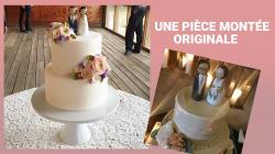 Ces figurines vont rendre votre gâteau de mariage bien plus