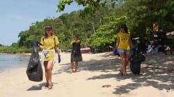 Cette association se démène pour nettoyer les plages de
