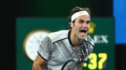 Roger Federer vence a Rafa Nadal en la final del Abierto de