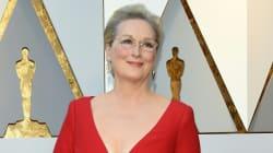 f58995c3395 Oscars 2018  Meryl Streep porte une tenue qui rappelle celle d un des  personnages de
