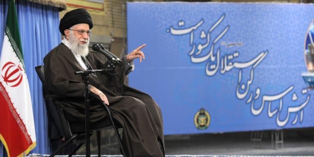 """Iran: États-Unis, Arabie saoudite... Téhéran accuse ses """"ennemis"""" de fomenter la contestation"""