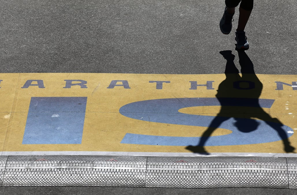 2018 Boston Marathon: Runners may encounter cool, wet