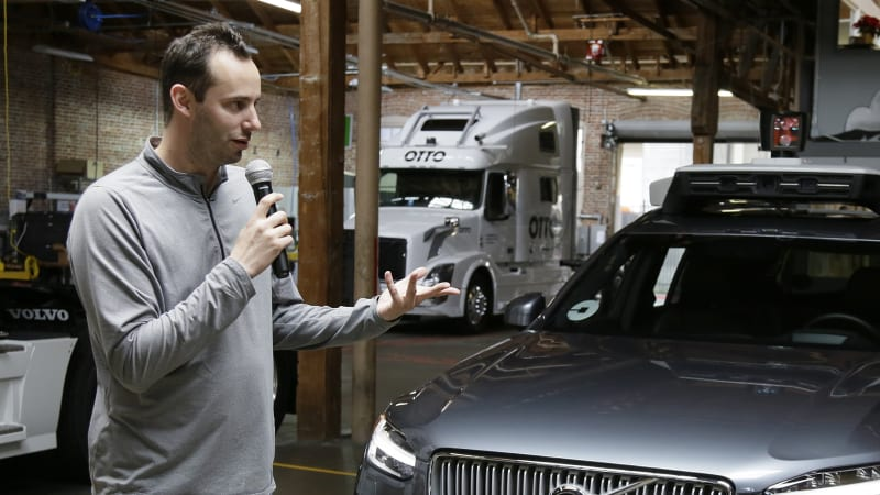 Self-driving car pioneer charged with stealing Google Waymo ...