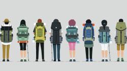 ¿Qué consejos tienes para alguien que viaja o mochilea por su cuenta por primera