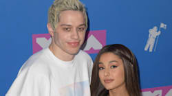 Ariana Grande's Pete Davidson Tattoo Cover-Up Shows She's Moving