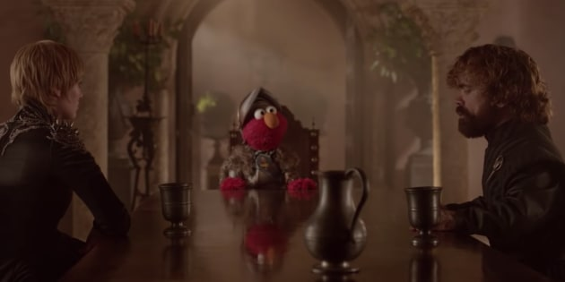 Elmo Teaches Respect In Game Of Thrones/Sesame Street Crossover