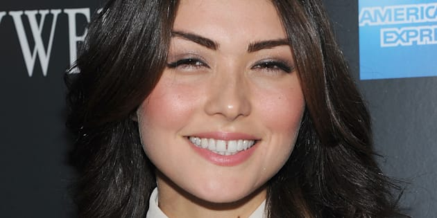 """L'actrice Daniella Pineda s'est notamment fait connaître pour son rôle dans le film """"Jamais entre amis""""."""
