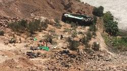 Un accident d'autocar fait au moins 36 morts au