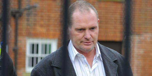 Paul Gascoigne è stato accusato di violenza sessuale