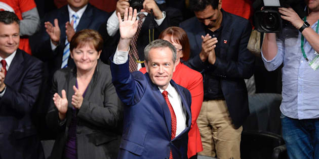 Bill Shorten kickstarts the Australian Labor Party 2016 Federal Election Campaign.