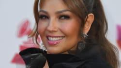 Cortan el 'playback' de Thalía y así se escucha su voz en
