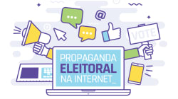 Quais são as regras da campanha eleitoral nas redes