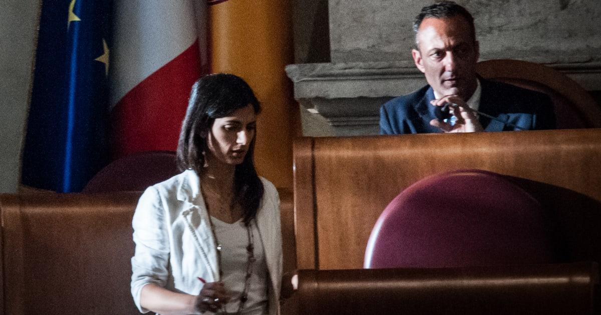 """De Vito intercettato: """"A Roma vincevi pure con il Gabibbo"""""""