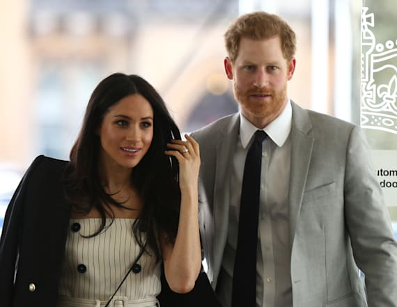 Meghan and Harry openly support LGBTQ rights