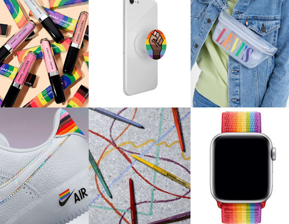 Celebrate Pride with picks from these 16 brands