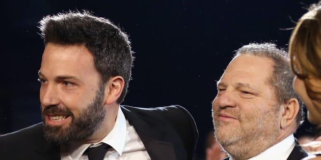 """Rose McGowan dit à Ben Affleck d'aller """"se faire f*****"""" après sa réaction aux agressions de Weinstein"""