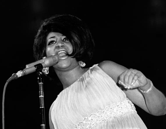 31 photos to commemorate Aretha Franklin's life