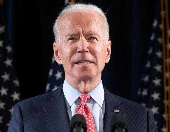 Biden debuts podcast in his virtual campaign