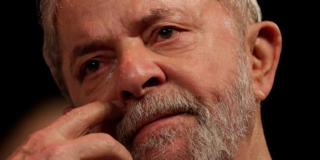 Tribunal Regional Federal da 4ª Região (TRF-4) julga ex-presidente Luiz Inácio Lula da Silva em caso do tríplex do Guarujá (SP).