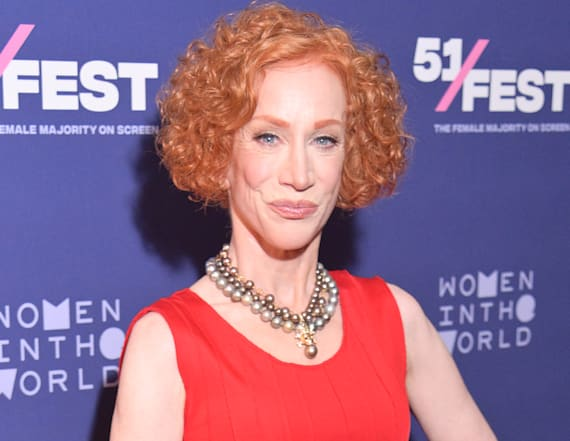 Kathy Griffin: I'm not Ellen DeGeneres' 'cup of tea'
