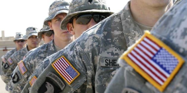Après l'annonce de Trump, que vont devenir les personnes transgenres déjà dans l'armée?