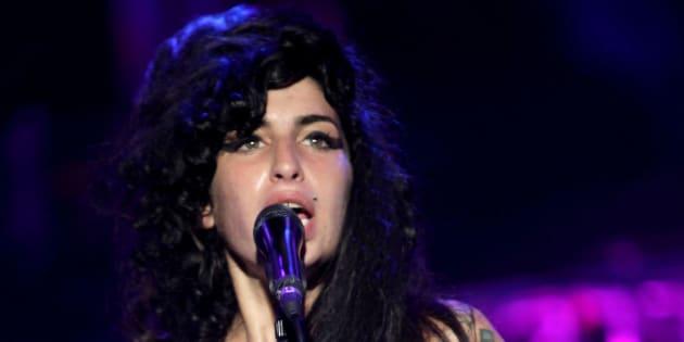 Une nouvelle tournée (en hologramme) en 2019 — Amy Winehouse