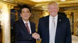 Ça y est, Trump a rencontré son premier dirigeant étranger en tant que président