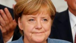 In Germania un terremoto affligge il Bundestag, la Merkel raccoglie le