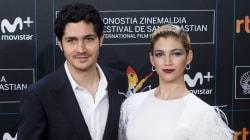 Úrsula Corberó y Chino Darín, acaramelados en su primer posado