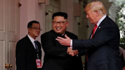 Trump Takes A Jab At The Free Press In Front Of Kim Jong